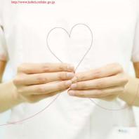 神戸労災病院様 看護師募集案内表紙